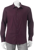 Apt. 9 Men's Slim-Fit Stretch End-On-End Button-Down Shirt