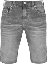 True Religion Ricky Flap Shorts Grey