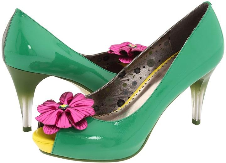 Poetic Licence Summer Bloom (Mint) - Footwear