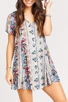 Show Me Your Mumu Bennett Babydoll Dress