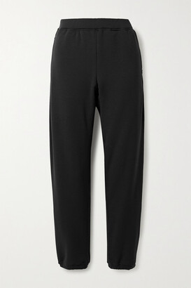 Wone Fleece Sweatpants - Black
