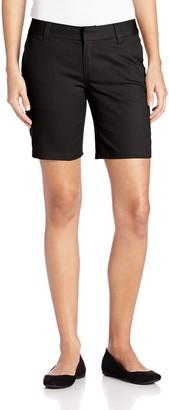 Lee Uniforms Juniors 8 Inch Classic Short