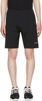 "Isaora Black 8.5"" Welded Running Shorts"