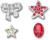 Swarovski Assorted Crystal Treasure - Set of 4