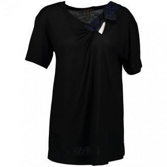 Louis Vuitton \N Blue Cotton Tops