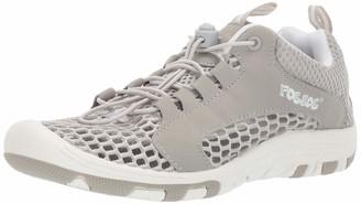 RocSoc Women's 8825-3 Water Shoe White/Grey 11 M US