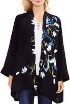 Vince Camuto Floral-Printed Kimono