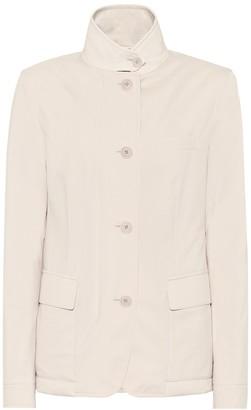 Loro Piana Roadster twill jacket