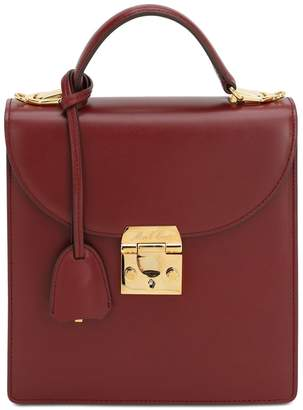 Mark Cross UPTOWN LEATHER BAG