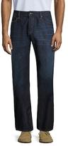 Diesel Waykee L.32 Straight Fit Cotton Jeans