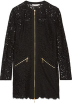 Rachel Zoe Jenette lace mini dress