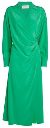 Sportmax Guelfo Wrap Dress