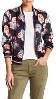 Jolt Floral Bomber Jacket