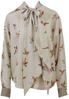 Mulberry Silk Printed Shirt