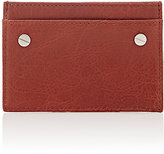 Balenciaga Men's Arena Classic Card Case-RED
