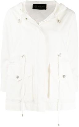 Mr & Mrs Italy Plisse Field Jacket