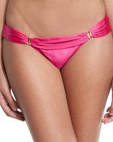 Vix Bia Solid Swim Bottom, Pink