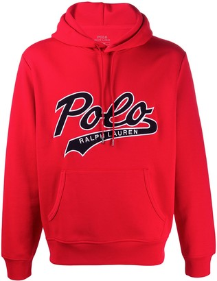 Polo Ralph Lauren relaxed-fit logo hoodie