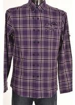 Fly 53 Turnpike Shirt Purple Check