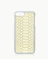 GiGi New York iPhone 7 Plus Hard-Shell Case Embossed Python