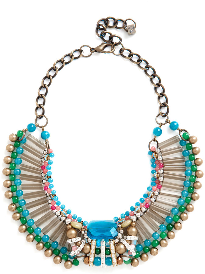 Kaleidoscope and Sequence Necklace