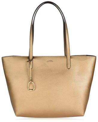 Lauren by Ralph Lauren Merrimack medium top zip tote