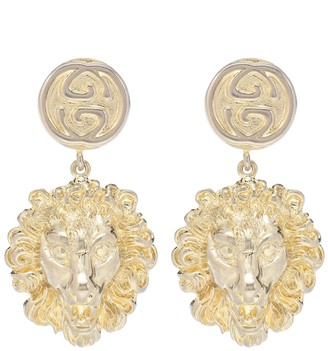 Gucci Lion earrings