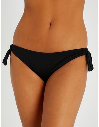 Seafolly Tie-side bikini bottoms