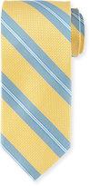 Peter Millar Striped Silk Tie, Daylight