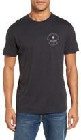 Volcom Men's 'Heavy' Graphic Crewneck T-Shirt