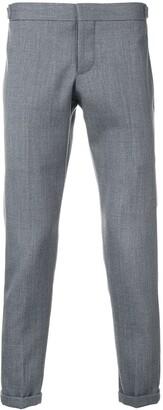 Thom Browne Rwb Stripe Lskinny Trouser