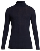 Lanvin Roll-neck Wool Sweater