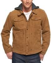 Levi's Levis Men's Hooded Worker Jacket