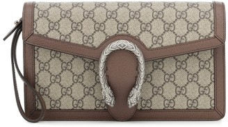 Gucci Dionysus GG Supreme clutch