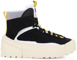 Asics Chunky Runner Mt High Sneakers