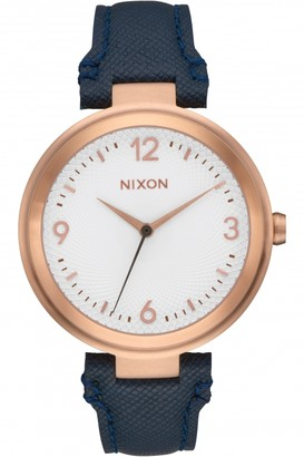 Nixon Ladies The Chameleon Leather Watch A992-2359