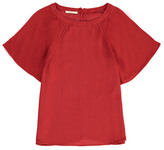 Sessun Puccini Short Sleeve Blouse