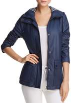Aqua Hooded Raincoat - 100% Exclusive