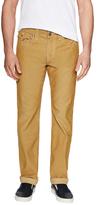 True Religion Cotton Flap Pockets Straight Jeans