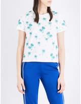 Maje Tanzanie cotton T-shirt