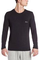 HUGO BOSS BOSS Men's Sleepwear Long Sleeve Modal Tshirt