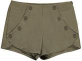 Little Karl Marc John Itary Officer Shorts