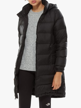 The North Face Women's Metropolis Parka III Jacket, TNF Black