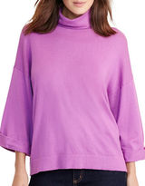 Lauren Ralph Lauren Petite Jersey Sweater
