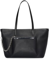 Calvin Klein Beverly Faux-Leather Tote With Pouch