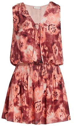 Ramy Brook Printed Hunter Dress