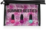 China Glaze Summer Besties Micro Mini Kit 3-pc. Nail Polish