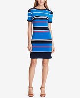 American Living Striped Jersey Dress