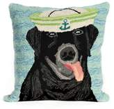 Liora Manné Salty Dog Throw Pillow
