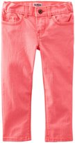 Osh Kosh Woven Pants (Toddler/Kid) - Coral-4T